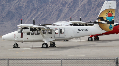 A picture of N72GC - De Havilland Canada DHC6300 Twin Otter - [264] - © Joshua Ruppert