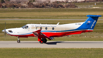 VH-OWV - Pilatus PC-12/47E - Royal Flying Doctor Service of Australia (Western Operations)