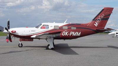 OK-PMM - Piper PA-46-M600 SLS - Private