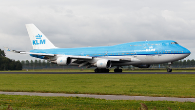 A picture of PHBFA - Boeing 747406 - [23999] - © James Rowson