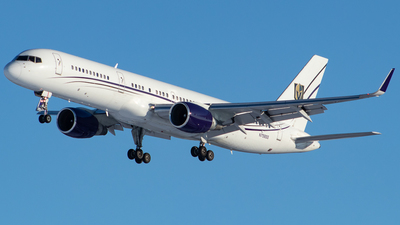 N758SS - Boeing 757-222 - Juliet Romeo Aviation