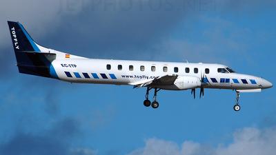 EC-ITP - Fairchild SA227-BC Metro III - Top Fly