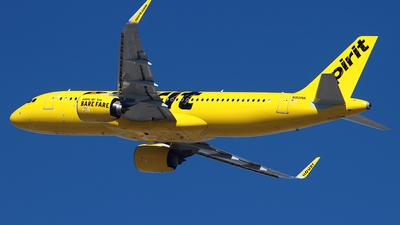 N901NK - Airbus A320-271N - Spirit Airlines
