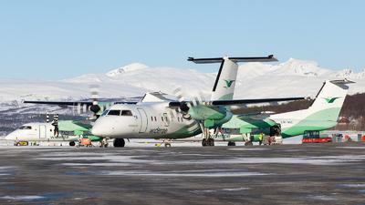 LN-WIN - Bombardier Dash 8-103 - Widerøe