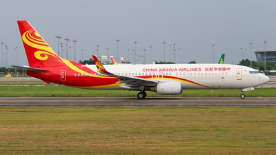 B-5138 - Boeing 737-84P - China Xinhua Airlines