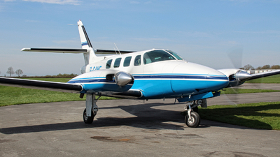 G-GAME - Cessna T303 Crusader - Private
