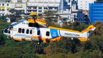PA-14 - Eurocopter AS 332L Super Puma - Argentina - Prefectura