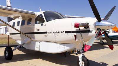 N195KQ - Quest Aircraft Kodiak 100 - Private