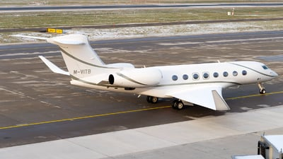 M-VITB - Gulfstream G650 - Private