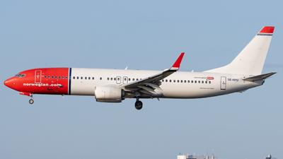 A picture of SERPU - Boeing 7378JP - Norwegian - © Rickard Andersson