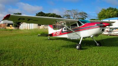PT-COT - Cessna 180H Skywagon - Private