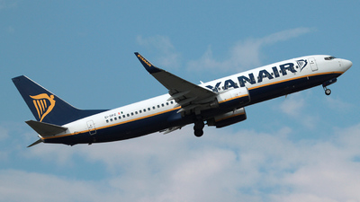 EI-DPZ - Boeing 737-8AS - Ryanair