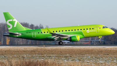A picture of VQBYL - Embraer E170SU - S7 Airlines - © OSDU