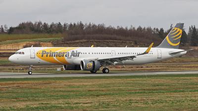 OY-PAA - Airbus A321-251N - Primera Air Nordic