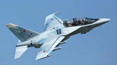 01 - Yakovlev Yak-130 - Russia - Air Force