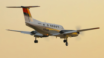 N741JR - Beechcraft 200 Super King Air - United States - US Forest Service (USFS)