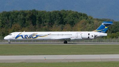 HB-JIF - McDonnell Douglas MD-90-30 - Hello