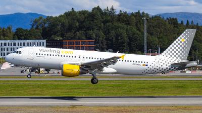 A picture of ECMBL - Airbus A320214 - Vueling - © Marius Devik