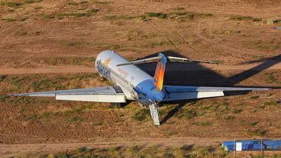 N884GA - McDonnell Douglas MD-83 - Allegiant Air