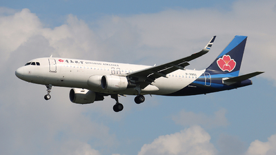 B-9955 - Airbus A320-214 - Qingdao Airlines