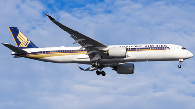 A picture of 9VSMJ - Airbus A350941 - Singapore Airlines - © Mohamed Rizwan