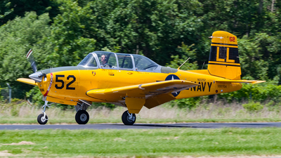 N12252 - Beechcraft T-34A Mentor - Private