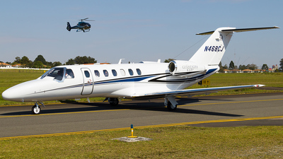 N468CJ - Cessna 525B CitationJet 3+ - Cessna Aircraft Company