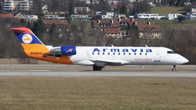 EK-20014 - Bombardier CRJ-200LR - Armavia