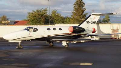 YR-CMO - Cessna 510 Citation Mustang - Private