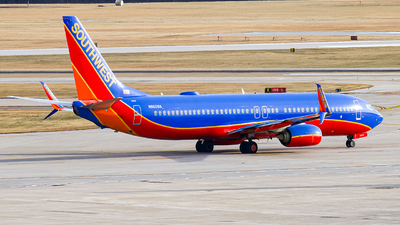 A picture of N8609A - Boeing 7378H4 - Southwest Airlines - © Lynn Aisin-Gioro