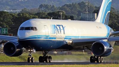 N761CX - Boeing 767-223(BDSF) - Air Transport International (ATI)