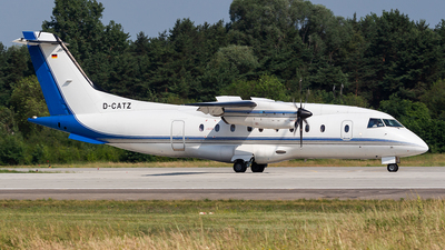 D-CATZ - Dornier Do-328-110 - Private Wings