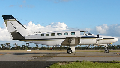 VH-OPM - Cessna 441 Conquest - Private