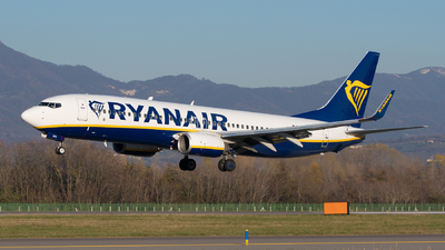 EI-EFD - Boeing 737-8AS - Ryanair