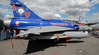 676 - Dassault Mirage 2000D - France - Air Force