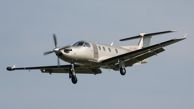 LX-JFK - Pilatus PC-12/45 - Jetfly Aviation