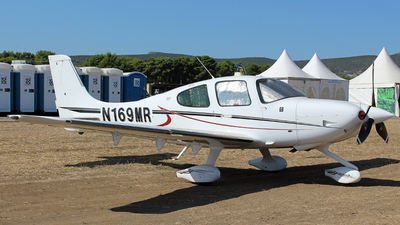 N169MR - Cirrus SR22T - Private