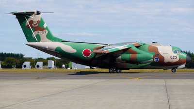 78-1023 - Kawasaki C-1 - Japan - Air Self Defence Force (JASDF)