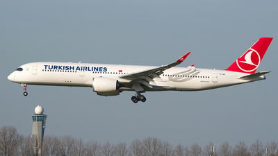 TC-LGC - Airbus A350-941 - Turkish Airlines
