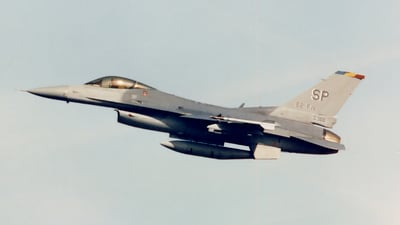 91-0366 - Lockheed Martin F-16CJ Fighting Falcon - United States - US Air Force (USAF)