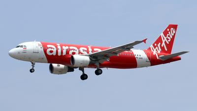PK-AXG - Airbus A320-216 - Indonesia AirAsia