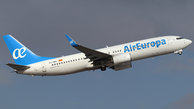 A picture of ECMKL - Boeing 73785P - Air Europa - © ms spot