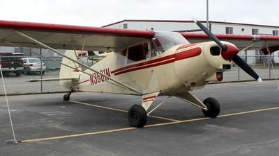 N3681N - Piper PA-12-125 Super Cruiser - Private