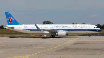 D-AVYA - Airbus A321-253NX - China Southern Airlines