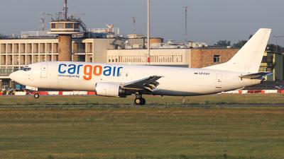 LZ-CGY - Boeing 737-49R(SF) - Cargoair