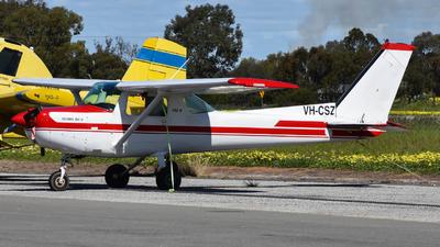 VH-CSZ - Cessna 152 II - Private