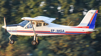 EP-MGA - Tecnam P92 Echo JS - Meraj Aviation Flight Academy