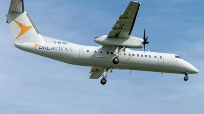 A picture of CGHRJ - De Havilland Canada Dash 8300 - PAL Airlines - © Romain Bigorgne