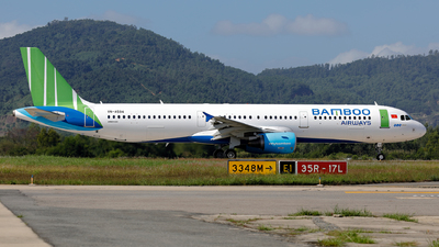 VN-A594 - Airbus A321-211 - Bamboo Airways