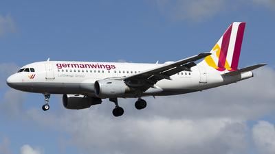 D-AKNQ - Airbus A319-112 - Germanwings